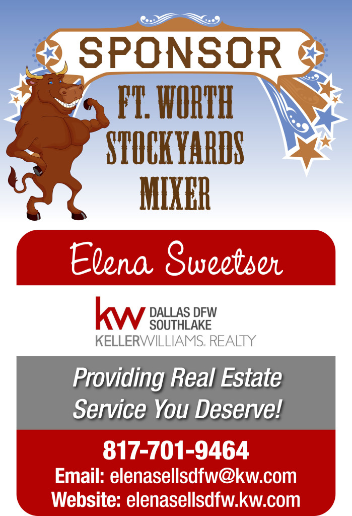 Stockyards-mixer-SPONSOR-ElenaSweetser-KWRealty